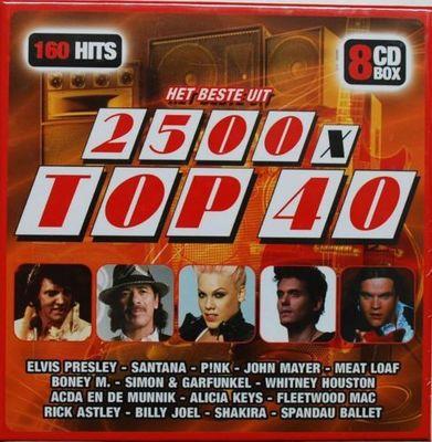 VA - Het Beste Uit 2500x Top 40 [8CD] (2013) .mp3 - 320kbps