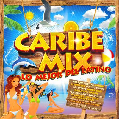 VA - Caribe Mix - Lo Mejor Del Latino [2CD] (2013) .mp3 - 320kbps