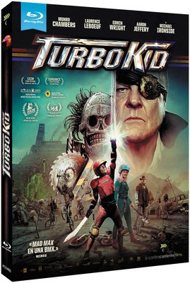 Turbo Kid 2015 .avi AC3 BRRIP - ITA - nonpiusolo