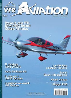 VFR Aviation - Agosto 2018