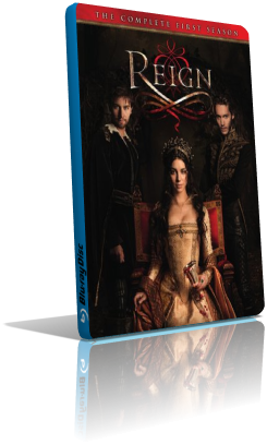 Reign - Stagione 1 (2013) (Completa) DVD 9 ITA ENG