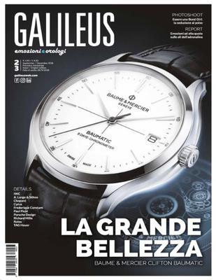Galileus Watches - Settembre-Dicembre 2018