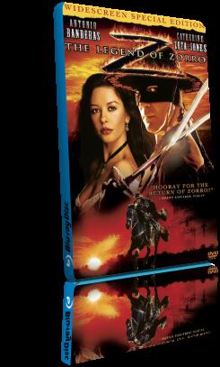 The Legend of Zorro (2005) HDTVRip 720p ITA AC3 x264 mkv