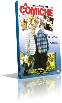 Le Comiche (1990) HDTVRip 720p ITA AC3 x264 mkv