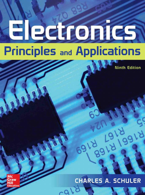 Charles A Schuler - Experiments manual for electronics. Principles & Applications [ENG] (2018)