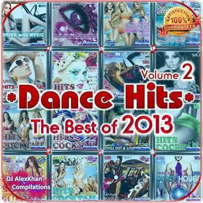 VA - The Best Dance Hits Of 2013! Vol.02 (2013) .mp3 - 320kbps