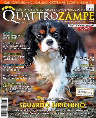 QuattroZampe - Novembre 2018