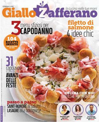 Giallo Zafferano - Gennaio 2019