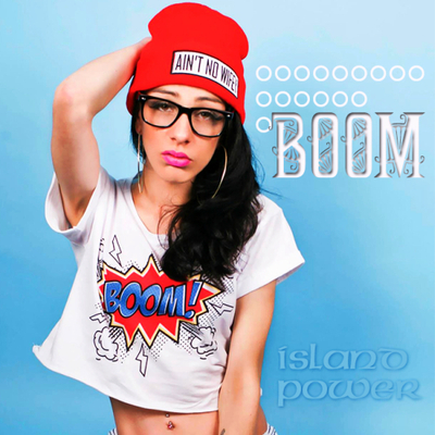 VA - BOOM Island Power (2014) .mp3 - 320kbps
