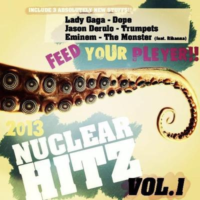 VA - Nuclear Hitz Vol.01 (2013) .mp3 - 320kbps
