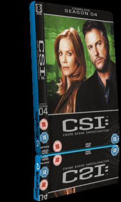 CSI: Crime Scene Investigation - Stagione 4 (2004) (Completa) DVDRip ITA MP3 Avi