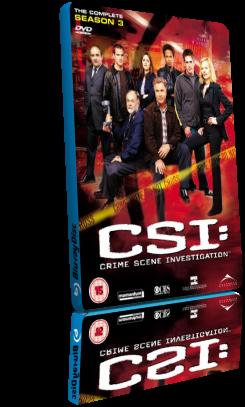 CSI: Crime Scene Investigation - Stagione 3 (2003) (Completa) DVDRip ITA MP3 Avi