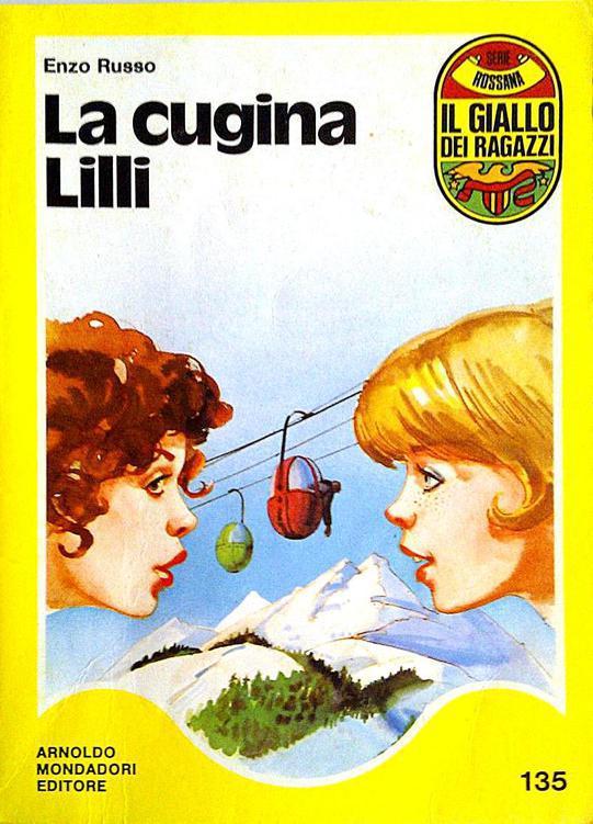 Enzo Russo - La cugina Lilli (1978)