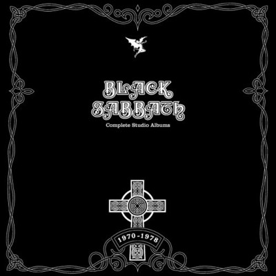 Black Sabbath - Complete Studio Albums 1970-1978 (2014) .mp3 - 320kbps