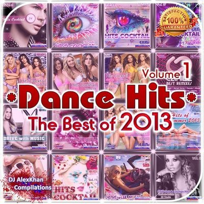 VA - The Best Dance Hits Of 2013! Vol.01 (2013) .mp3 - 320kbps