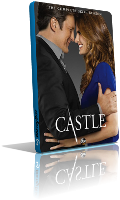 Castle - Stagione 6 (2013) DLMux ITA MP3 Avi