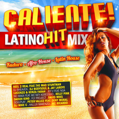 VA - Caliente! Latino Hit Mix (2013) .mp3 - 320kbps