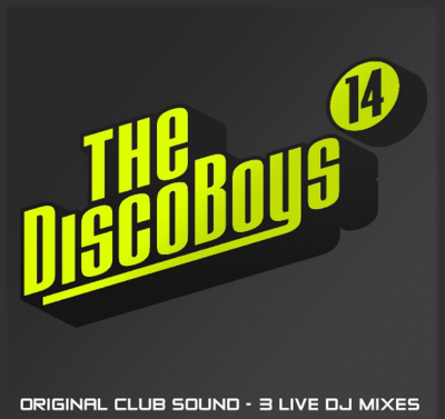 VA - The Disco Boys Vol.14 [3CD] (2014) .mp3 - V0