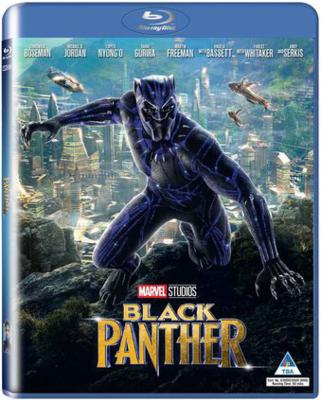 Black Panther 2018 .avi AC3 BRRIP - ITA - nonpiusolo