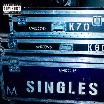 Maroon 5 - Singles Collection (2015).Mp3 - 320kbps