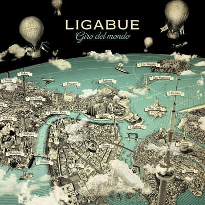 Ligabue - Giro del mondo (3 CD) [Deluxe Ed.](2015).Flac