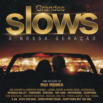 VA - Grandes Slows - A Nossa Geração [2CD] (2014) .mp3 - 320kbps