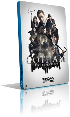 Gotham - Stagione 2 (2015) (1/22) DLMux 720P ITA ENG AC3 x264 mkv
