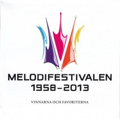 VA - Melodifestivalen 1958-2013 [Box Set 4CD] (2014) .mp3 - 320kbps