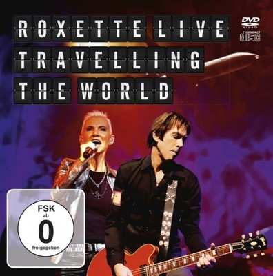 Roxette - Travelling The World (2013) .mp3 - 320kbps