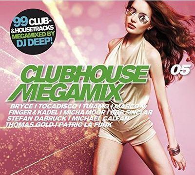 VA - Clubhouse Megamix 2014 Vol.05 [3CD] (2014) .mp3 - V0