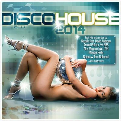 VA - Disco House 2014 [2CD] (2013) .mp3 - V0