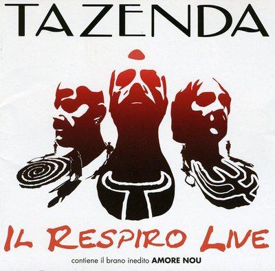 Tazenda - Il respiro live (2015).Mp3 - 320Kbps