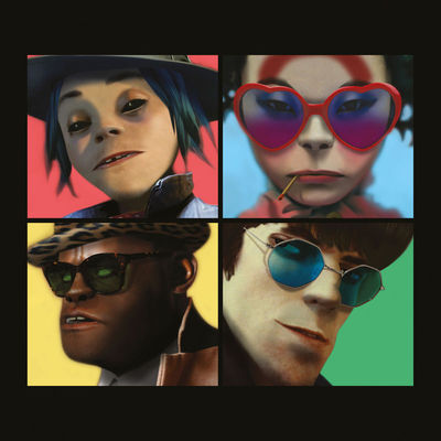 Gorillaz - Humanz [Deluxe Ed.] (2017).Mp3 - 320Kbps