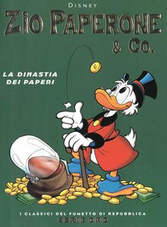 I Classici del Fumetto di Repubblica Serie Oro N.3 - Zio Paperone & Co. (2004)
