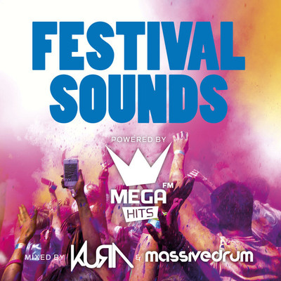 VA - Festival Sounds By Megahits [2CD] (2014) .mp3 - 320kbps