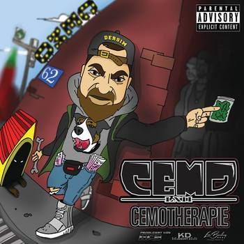 Cover: Cemo62 - Cemotherapie (2016)