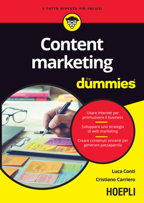 Luca Conti - Content marketing For Dummies (2018)