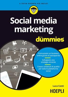 Luca Conti - Social media marketing For Dummies (2018)