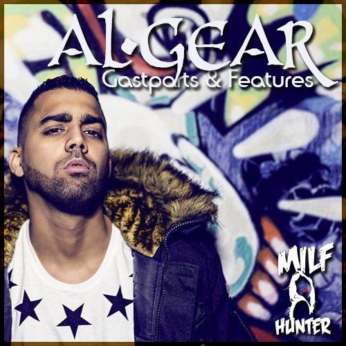 Cover: Al Gear - Gastparts & Features (2015)