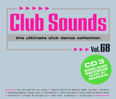 VA - Club Sounds Vol.68 [3CD] (2014) .mp3 - V0