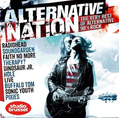 VA - Studio Brussel-Alternative Nation [2CD] (2014) .mp3 - V0