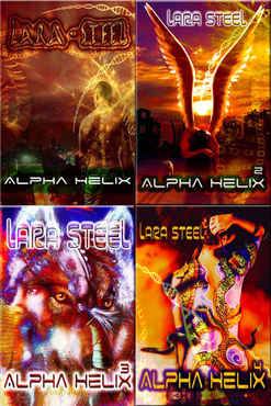 Lara Steel - Alpha Helix - Gesamtausgabe (Teil 1-4)