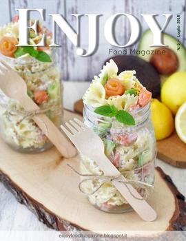 Enjoy Food Magazine N.5 - Luglio 2018