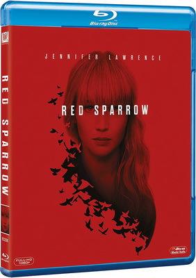 Red Sparrow 2018 .avi AC3 BRRIP - ITA - nonpiusolo