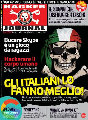 Hacker Journal N.222 - Luglio 2018