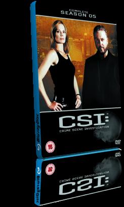 CSI: Crime Scene Investigation - Stagione 5 (2005) (Completa) DVDRip ITA MP3 Avi