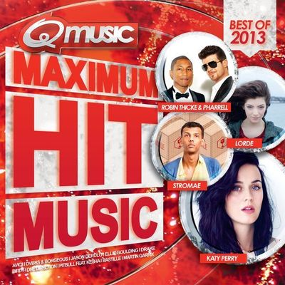 VA - Maximum Hit Music: Best Of 2013 (2013) .mp3 - 320kbps