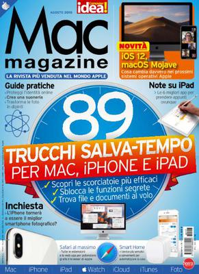 Mac Magazine - Agosto 2018
