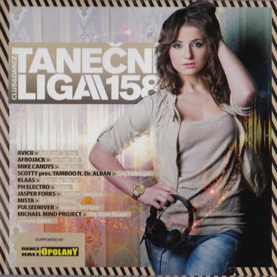 VA - Tanecni Liga 158 (2014) .mp3 - V0