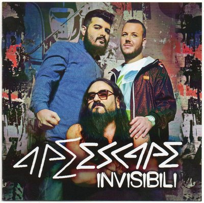 Ape Escape - Invisibili (2013) .mp3 - 320kbps